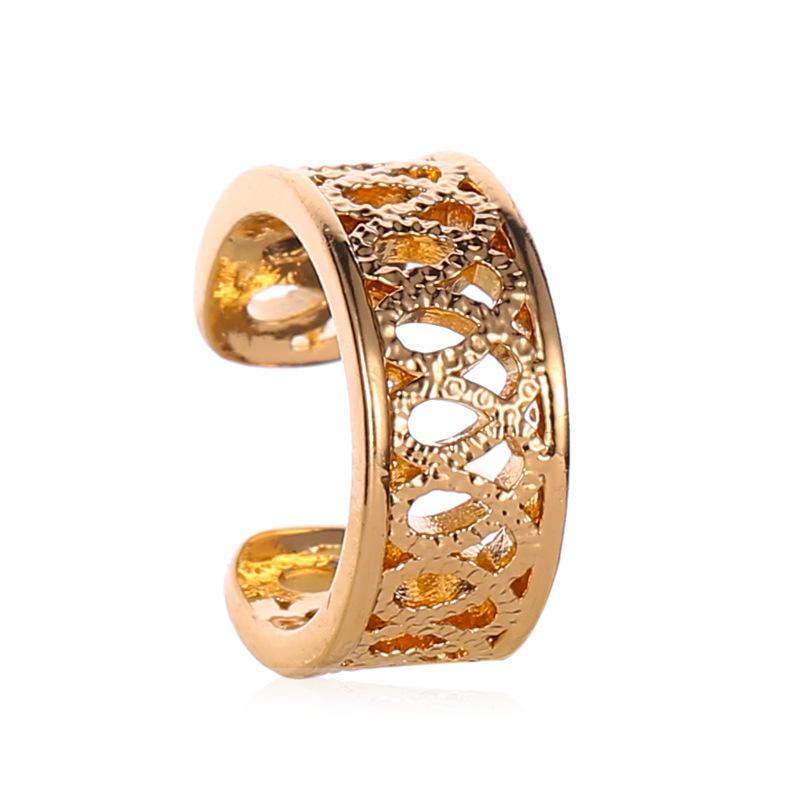 03 gold earrings