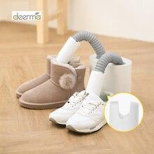 원래 Deerma HX10 지능형 다기능 개폐식 신발 건조기 멀티 효과 살균 U 자형 공기 아웃