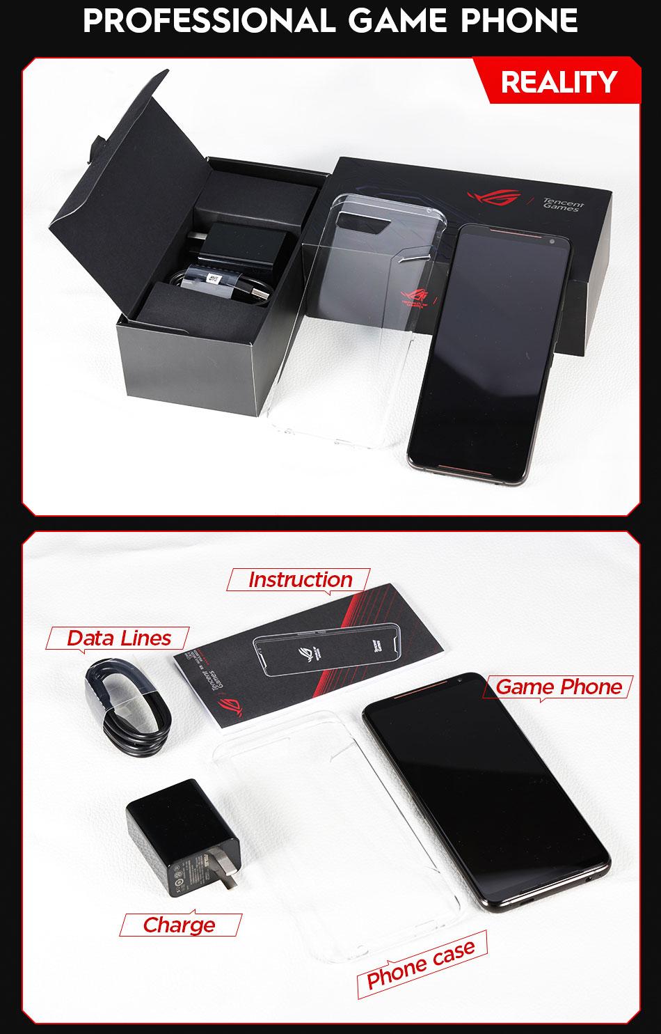 Asus ROG teléfono II ZS660KL 3