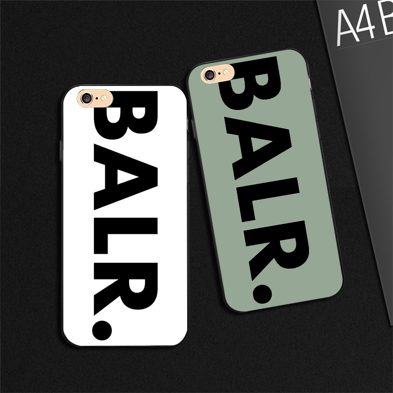 Yinuoda LIFE OF A BALR Colorful Phone Accessories Case for Apple iPhone 8 7 6 6S Plus X XS MAX 5 5S SE XR Mobile Cover