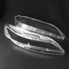 Repalcement Автомобильные фары стекло крышка абажур яркий корпус для Mazda 6 2003 2004 2005 2006 2007 2008 новая распродажа