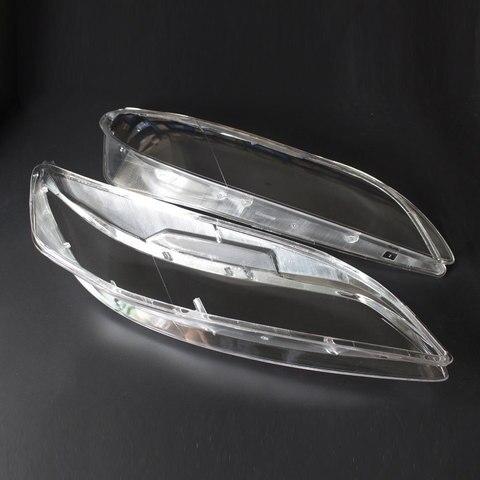 repalcimento de lente de farol de carro cobertura de vidro lampada para mazda 6 2003
