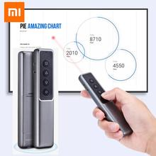Xiaomi Mijia GUILDFORD Wireless Presenter Laser Flip Pen PPT Laser Page Pen Clicker Presentation Pen with USB receiver