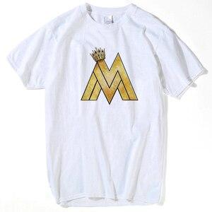 Maluma Reggaeton chanteur hommes et femmes personnalisé t-shirt décontracté t-shirts femmes été hauts et chemisiers hip hop grande taille(China)