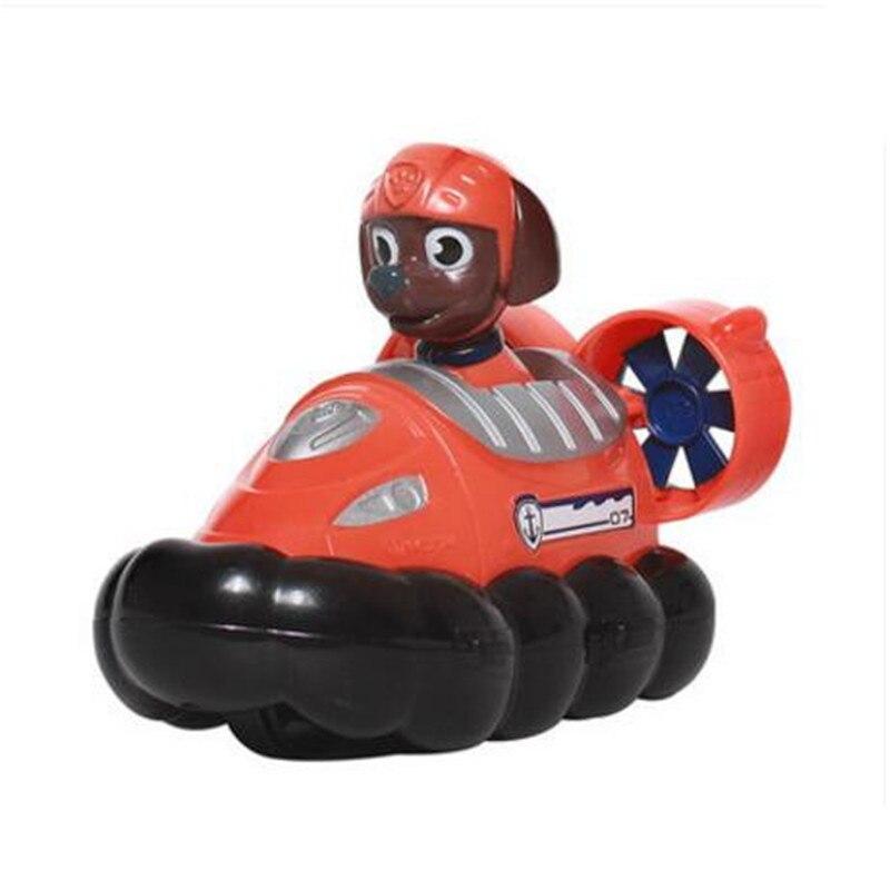 Paw Patrol, набор игрушек, собака Patrulha Canina, аниме, фигурка автомобиля, фигурки, украшения, игрушки для детей, подарки на день рождения 2D32 - Цвет: 6 no box