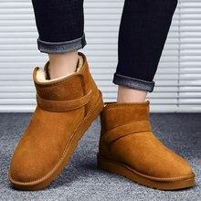Botas para hombre, moda de trabajo, zapatos de vestir de cuero, venta de zapatillas deportivas para casual, zapatillas informales 2020