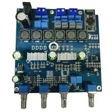 Pohiks TPA3116 2.1 Amplifier Boards 100W+2x50W High Quality bluetooth 4.0 Class D Digital Amplifier Board New цена в Москве и Питере