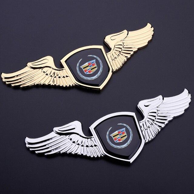 Auto Engine Bonnet Trim Emblem For Cadillac Seville XT4 CT4 SLR STS EXT CTS Escalade CT5 Coupe Car Front Badge Decal Accessories 2