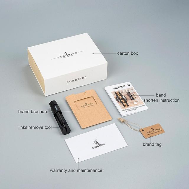 Relojes madera hombre y mujer con impresión de imagen personalizada para parejas 6