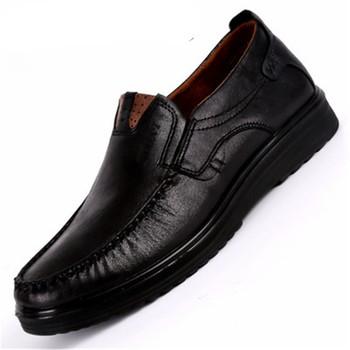 2018 nowe wygodne męskie buty na co dzień gorąca sprzedaż buty męskie buty wysokiej jakości buty z poliuretanu męskie płaskie buty miękkie buty duże rozmiary tanie i dobre opinie SPEED SECONDS OPEN Gumowe B161 Slip-on Stałe Pasuje prawda na wymiar weź swój normalny rozmiar Wodoodporna Fabric Mesh