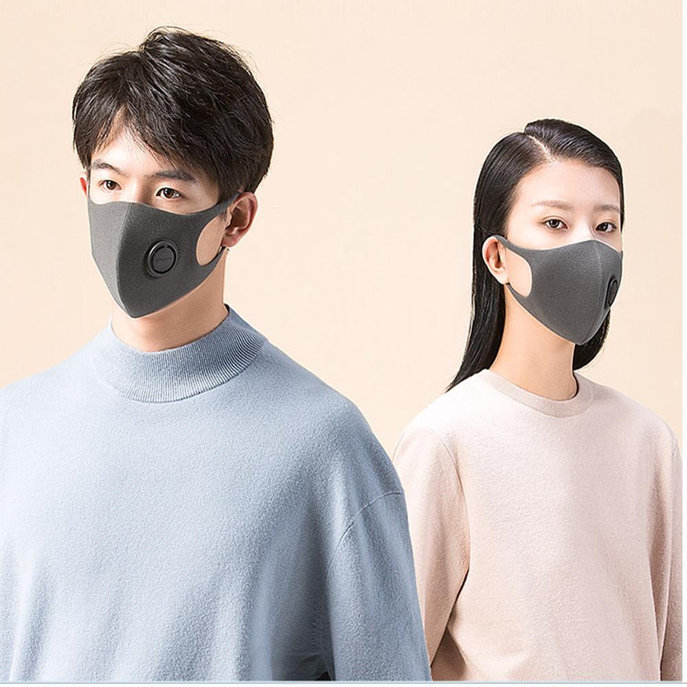 Smartmi Breathlite Anti-smog Mask Haze Mask 3PSC  Anti-haze Face Mask Adjustable Ear Hanging 3D Design Comfortable Light