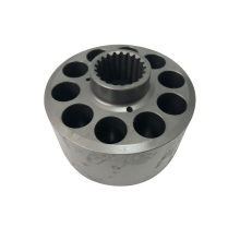 Replacement hydraulic pump for KAYABA  PSVD2-17E pump parts cylinder block piston цена