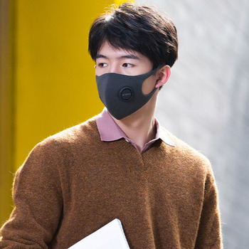 Covid 19 Xiaomi Mijia Smartmi Mask Light Breathing Anti-fog Double Layer Meltblown Masks In Stock
