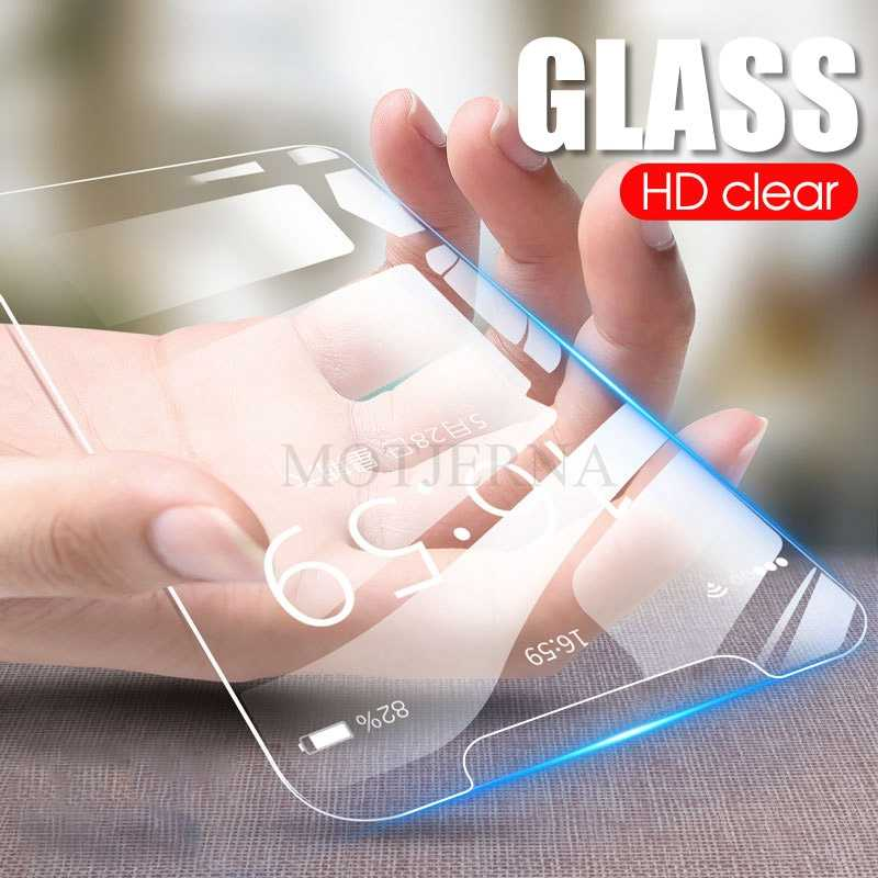 9H Ultra Thin Tempered Glass for iPhone 7 6 6s Plus Screen Protector Glass for iPhone X XR XS Max Plus Protective Front Film