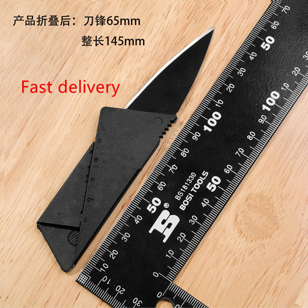 Folding Knife Tactical Survival Knives Hunting Camping Blade Military Survival Knife Pocket Pare Cutter Razor  CSGO Card Knife