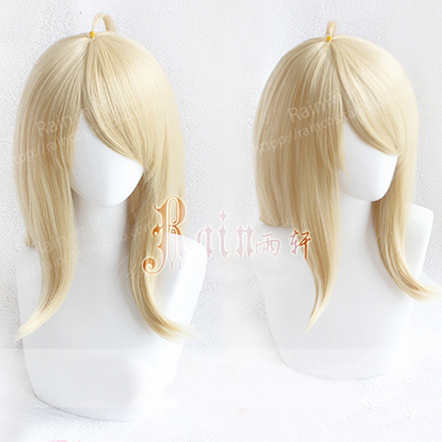 Kaede Akamatsu Cosplay Wig New Danganronpa V3 Costume Play Wigs Heat Resistant Synthetic Hair Costumes Hair Wigs + Wig Cap