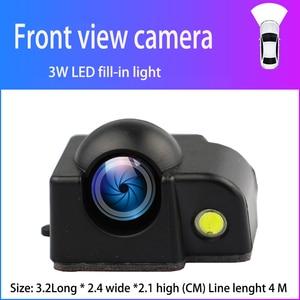 Zhidao Водонепроницаемая 12V Универсальная автомобильная камера заднего вида Автомобильная камера заднего вида