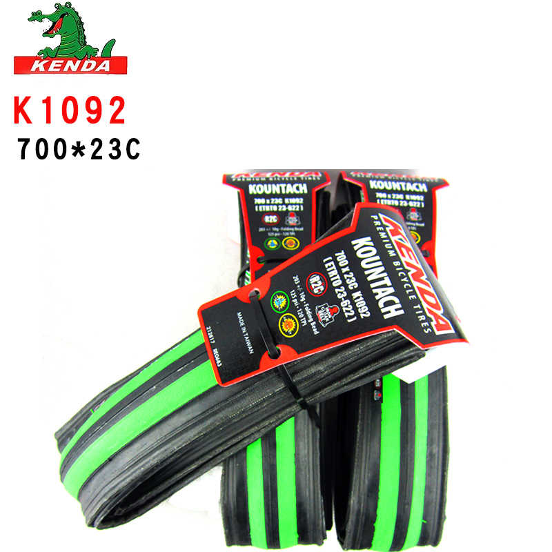 1 Pc Bicycle tire 700*23C 120 TPI Anti Puncture Folding Tyre Racing Bike Tire