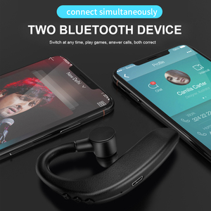 Image 5 - Blutooth 5.0 Earphone Wireless Stereo HD Mic Headphones Bluetooth Hands In Car With Mic For Phone iPhone Samsung Huawei Xiaomi