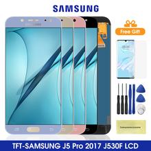 5 2 #8221 J530 regulowany wyświetlacz Lcd do Samsung Galaxy J5 Pro 2017 wyświetlacz Lcd ekran dotykowy Digitizer Assesmbly do Samsung J530 J530F Lcd tanie tanio CN (pochodzenie) Pojemnościowy ekran 3 For Samsung Galaxy J5 2017 J530 J530F LCD i ekran dotykowy Digitizer 1-2 work days