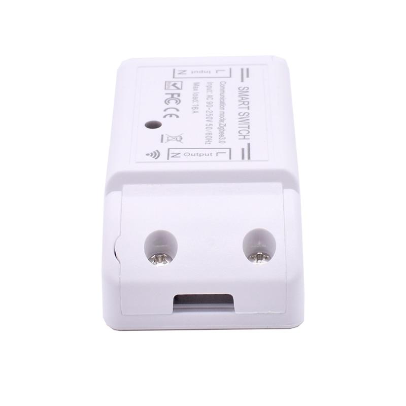 lonsonho interruptor inteligente controlador tuya zigbee 30 01