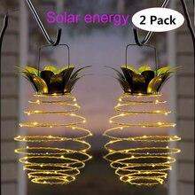 Светодиодный Ночной светильник на солнечной батарее железная
