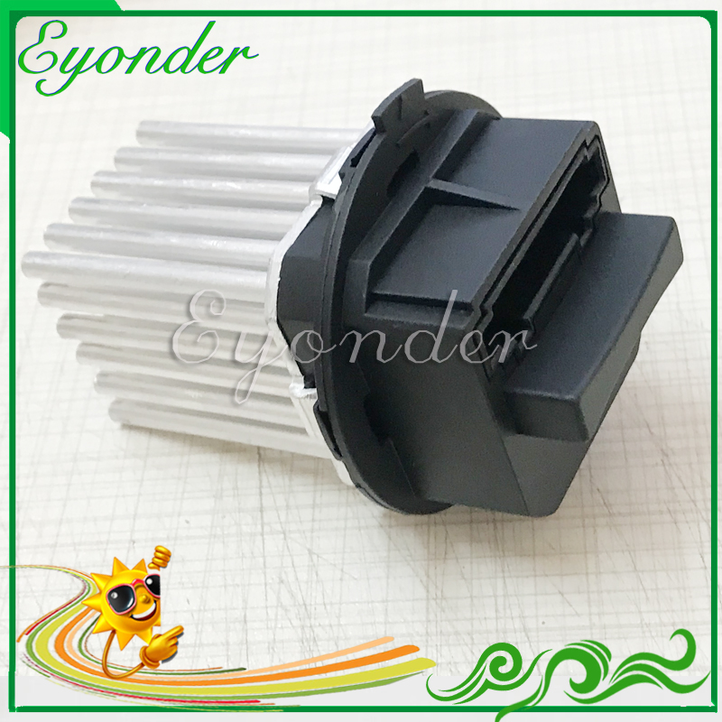 AC A/C Riscaldatore Ventilatore Modulo di Controllo del Motore Ventilatore Riscaldamento Regolatore di Resistenza per Volvo S60 S80 V60 V70 XC60 XC70 30767040