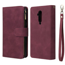 Multifunction Flip Leather Funda for Oneplus 8 Pro Case One Plus 8 7 T 7 Pro T7 Wallet Cover 360 Protective for Oneplus 7T Case