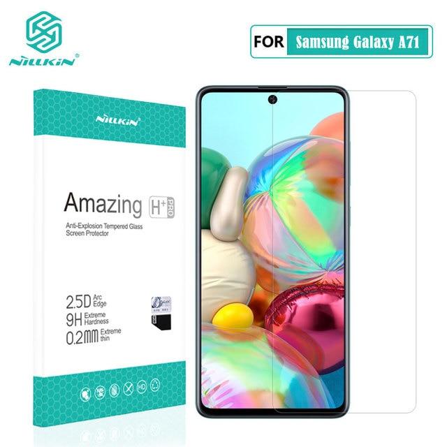for Samsung Galaxy A51 Glass Nillkin H+Pro Screen Protector Tempered Glass for Samsung Galaxy A21S M31 M31S A31 A41 A51 A71