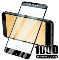 100D Volle Schutz Glas Für Xiaomi Redmi 4X 5A 5 Plus 6 6A 7A Redmi Hinweis 4 4X 5 Pro gehärtetem Glas Screen Protector Film Fall
