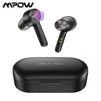 Mpow M9 TWS Earbuds True Wireless Bluetooth 5.0 Headphone IPX7 Waterproof Earphone With Charging Case 30H Playtime For iPhone 11