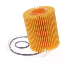 Масляный фильтр для toyota оригинальный oem 5 шт 04152 yzza6