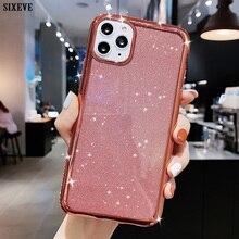 Luxus Strass Glitter Fall Für Samsung Galaxy M10 M20 M30 A6 A7 A8 Plus 2018 A10 A20 A30 A40 A50 a70 Weiche Handy Abdeckung