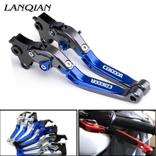 Motorcycle brake Lever Clutchs Accessories handle bar CNC Clutch Brake Levers For HONDA CB1000R 2008 2009 2010 2011 2012 2013-16
