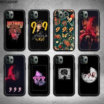 Jugo de Mundo Hip Hop 999 caja del teléfono para iphone 12...