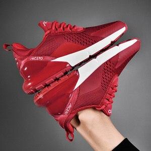 Image 3 - 2019 Brand Designer shoes Men Sneakers tenis zapatillas mujer Air Cushion Lightweight Spring Autumn Fashion Women scarpe donna
