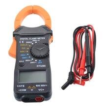 New DT3288 Handheld Digital Amper Clamp Voltmeter Ammeter Multimeter Universal Meter Current  Precision Measurement Tester