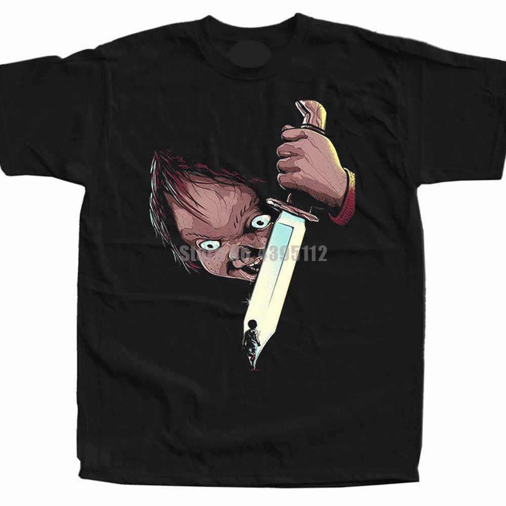 Футболка унисекс с постером из фильма «Чаки Дон Манчини», футболка ahegao Ak-47, футболки с аниме, одежда Mardi Gras Jjjlse