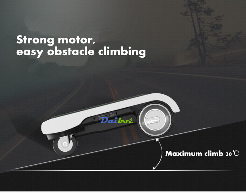 Adult Electric Notebook Scooter Four Wheels Self Balancing Scooter Walk Car Portable Electric Scooter With APPBluetooth (18)