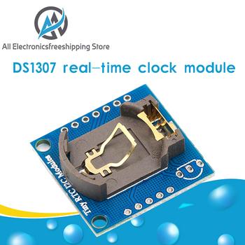 1 sztuk New Arrival AT24C32 zegar czasu rzeczywistego RTC I2C DS1307 moduł dla AVR ARM PIC 51 ARM promocja tanie i dobre opinie NONE CN (pochodzenie) Jednofazowy 28*27mm