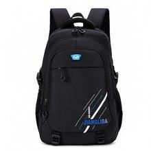 OEAK Children School Bags For Teenagers Boys  Backpack Big Capacity School Backpack Waterproof Satchel Kids Book Bag Mochila