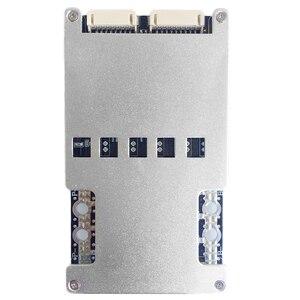 Image 1 - 10S 13S 14S 16S 48V 60V Li Ion Lifepo4 Lithium Batterie Schutz Bord BMS Balance eBike Kontinuierliche Strom 160A 100A 80A 60A