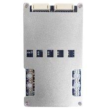 10S 13S 14S 16S 48V 60V ליתיום Lifepo4 סוללת ליתיום הגנת לוח BMS איזון eBike רציף הנוכחי 160A 100A 80A 60A