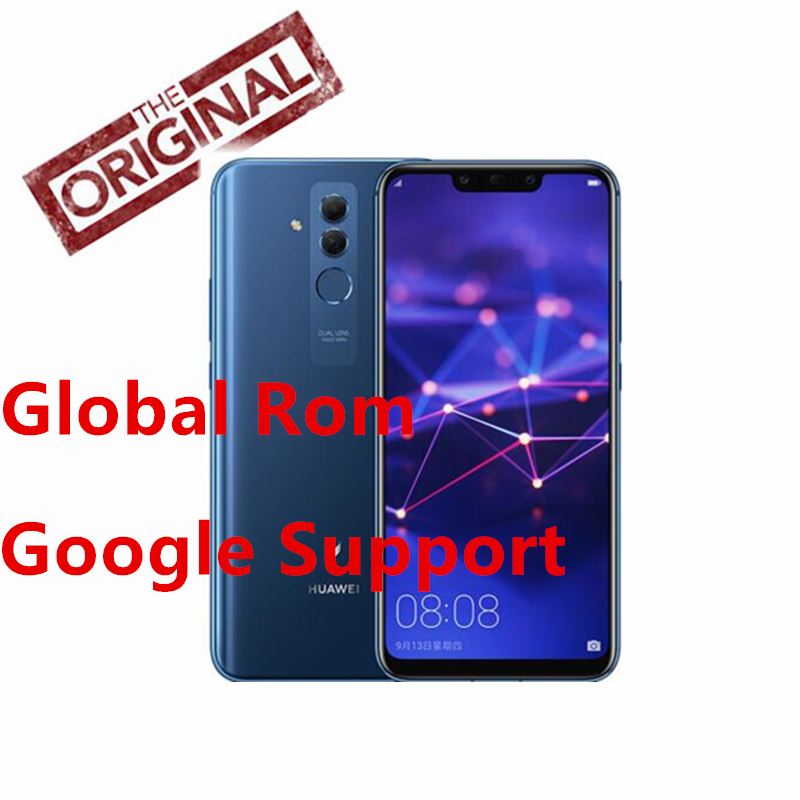 Huawei Mate 20 Lite Maimang 7 6GB 64GB LTE 6 3 Full Display Kirin 710 Octa