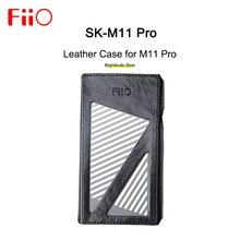 FiiO SK M11 Pro Pro için deri kılıf M11 Pro taşınabilir müzik çalar PU