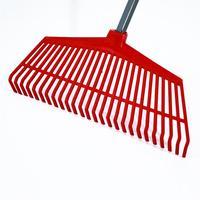 1 stücke 26 Zähne Gras Rake Sapless Blatt Garten Werkzeuge Topf Schaufel Gartenarbeit Lieferungen Garten Reinigung Pflege Werkzeug