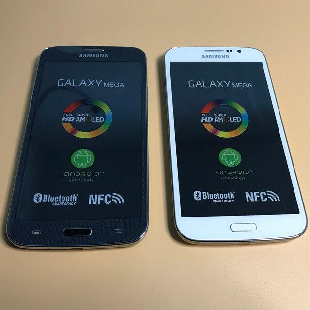 I9152 Original Samsung Galaxy Mega 5.8 I9152 Mobile Phone 8G ROM 1.5G RAM  Dual core cellphone Free Shipping 3