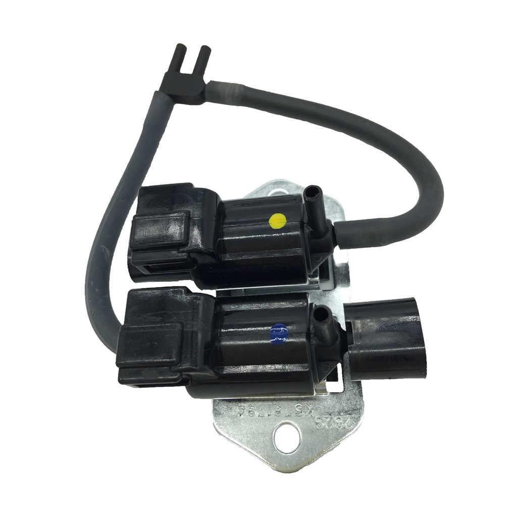 Válvula Solenoide de Control de embrague de rueda libre para Hyundai Terracan 4x4 (montado en L soporte de forma)