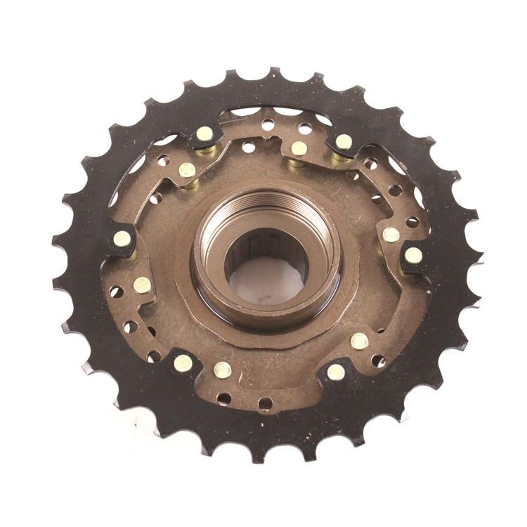 Shimano SHIMANO Mf-tz500 Flywheel 7 Speed 21 Speed Mountain Bike Spin Spinner-New Tz21