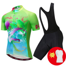 Cycling Jersey Pro Team Set Clothing Summer Breathable Triathlon Mountain Bike Jerseys ropa ciclismo